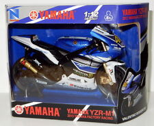 NEW RAY 57583 YAMAHA YZR M1 model motor bike V Rossi Factory Racing 2013 1:12th