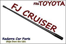 "FITS: 2007-2015 Toyota FJ Cruiser 13"" SHORT Custom Flexible Rubber Antenna Mast"