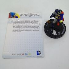 Heroclix Monthly OP Kit Composite Superman #D15-005 Limited Edition fig. w/card!