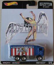 Hot Wheels 2020 Car Culture Led Zeppelin HIWAY HAULER 5/5