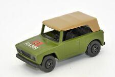 MATCHBOX SUPERFAST JEEP FIELD CAR RA391