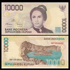 Indonesia 10000 10,000 Rupiah, 1998, P-137a, UNC