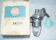AC DELCO FUEL PUMP FORD 1955 1956 1957 1958 1960 1961 223 6 CYLINDER ETNYRE 223