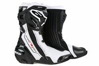Alpinestars Mens Motorcycle Riding Supertech R Boots - Pick Size Color