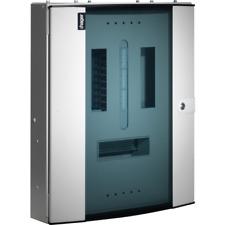 HAGER 4 VIE quadro di distribuzione fase 3 TRIPLA Palo/neutro Glassato PORTA