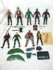 """Marvel Legends Universe 3.75"""" Figure Lot of 9 Kitty Pryde Aries Vulture and More"""