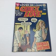 original Romance Comic -- GIRLS' LOVE stories  # 156 -- Jan 1971 -- DC - clean