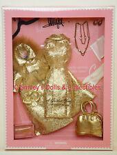 """DRESSMAKER DETAILS 'GOLDEN YEAR"""" 2009 NBDC Barbie Convention HTF LE1200_NRFB"""