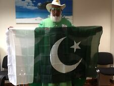Pakistan Pakistani National Flag 5ft X 3ft