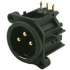 De montaje en PCB Conector Xlr Plug Conector