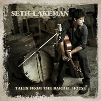 SETH LAKEMAN Tales From The Barrel House ltd CD in numbered sleeve SEALED/NEW