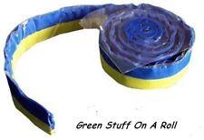 ROBA Verde/kneadatite: 12 POLLICI: tolto un nuovissimo Roll: