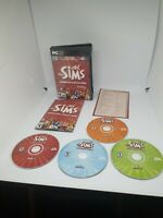 Sims: Complete Collection (PC: Windows, 2005) - Complete - Tested With Key.