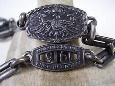 Antike Originale Taschenuhrenkette 1 WK 1916