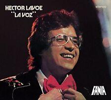 La Voz Hector Lavoe Audio CD