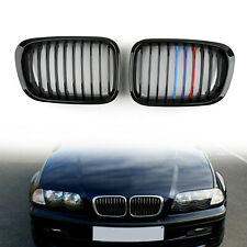 noir brillant double becs//bar M6 Look Grill BMW 6 F06//F12//F13 GRAN//coupé//cabriolet