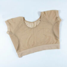 Summer Short Sleeve Sweat Pads Reusable Washable Underarm Armpit Sweat Absorbing