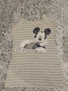 Nuisette / chemise de nuit Disney, Mickey, taille S