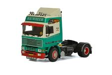 WSI COLLECTIBLES VOLVO F16 GLOBETROTTER 4x2 CAB UNIT BOUWHEER 06-1115