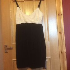 MARKS & SPENCER Black Dress. Size 12. NEW WITH TAGS. Cost £45., Party, Occasion,