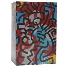 Medicom BE@RBRICK Keith Haring 100% 400% Bearbrick Figure DesignerCon Exclusive