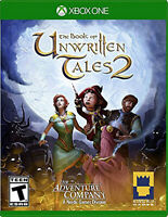 The Book of Unwritten Tales 2 New XBOX One
