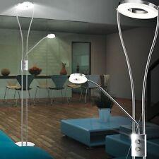 Design LED Ceiling Floodlights 22 Watt Dining Room Lamp Stand Metal 3000 Kelvin