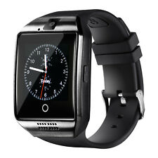 LEMFO Q18 Smartwatch Telefo Bluetooth SIM TF Kamera Handyuhr Für Android Samsung