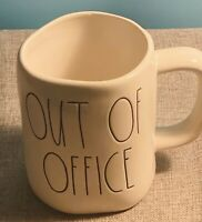 "RAE DUNN Set  ""OUT OF OFFICE"" MUG"