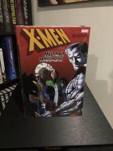 X-Men Mutant Massacre Omnibus Sealed