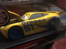 2017 Jada Disney Pixar Cars 3 Dinoco Cruz Ramirez 1:24 Scale Diecast Very Rare