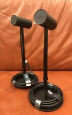 Oculus Rift VR sensors pair NEW virtual reality sensor w/ stands FREE SHIPPING