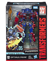 Transformers Studio Series ~ OPTIMUS PRIME Action Figure #38 ~ CLASSE VOYAGER