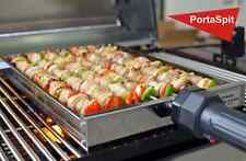 BBQ Portable Rotisserie Machine Sausage & Kebab Cooking Barbeque Accessory