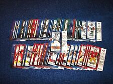 2013 PANINI CONTENDERS FOOTBALL COMPLETE BASE SET 1-100 (Z1016)
