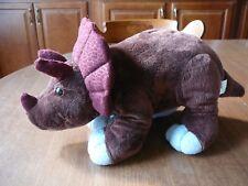 Kohl's Cares for Kids PLUSH  TRICERATOPS DINOSAUR   Stuffed Toy