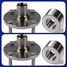 FRONT WHEEL HUB & BEARING FOR 2002-2007 SUZUKI AERIO 2WD ONLY PAIR NEW