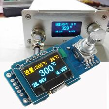 T12 Digital Soldering Iron Station Temperature STC OLED Controller For HAKKO