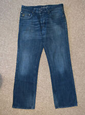 DUCK AND COVER - Mens Blue Jeans, W36 L33