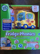 LeapFrog Fridge Phonics Magnetic Letter Set - New(H)