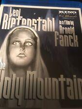 The Holy Mountain aka Der Heilige Berg DVD,1926) OOP