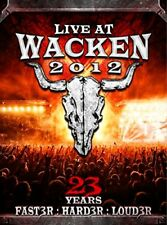 Live At Wacken 2012 [DVD] [2013] [DVD][Region 2]