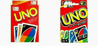 UNO Indoor Family Party Playing Card - 108,112 Playing Cards UK SELLER