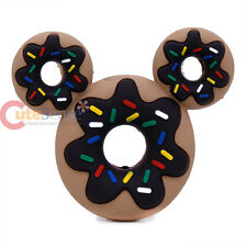 Disney Mickey Mouse Magnet Dount 3D PVC Foam Refrigerator Magnets