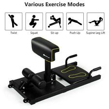 Fitness Machine Home Gym Exercise Equipment Multifunction 8-in-1 Sissy Trainer