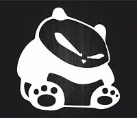 Sticker decal vinyl car laptop macbook JDM panda white drift tuning