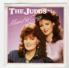 (R507) The Judds, Mama He's Crazy - 1985 - 7 inch vinyl