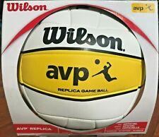 Wilson AVP Replica Game Ball Beach Volleyball