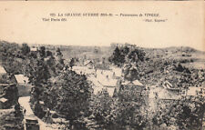 CPA GUERRE 14-18 WW1 VINGRE 625 panorama