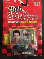 NASCAR 1997 Racing Champions 1:64 JEFF GORDON #24 Dupont Chevrolet Monte Carlo